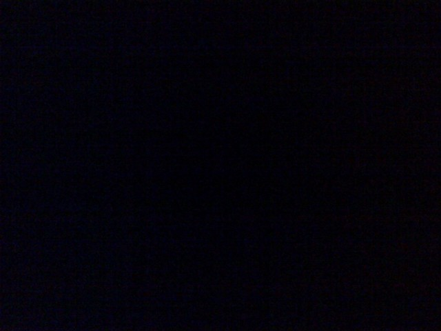 Die im Dunkeln sieht man nicht