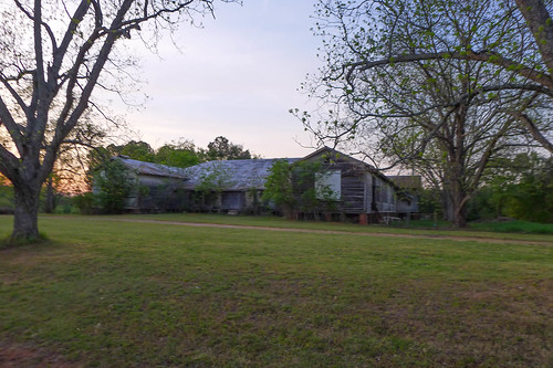 Unknown Rosenwald School in Butts County-004