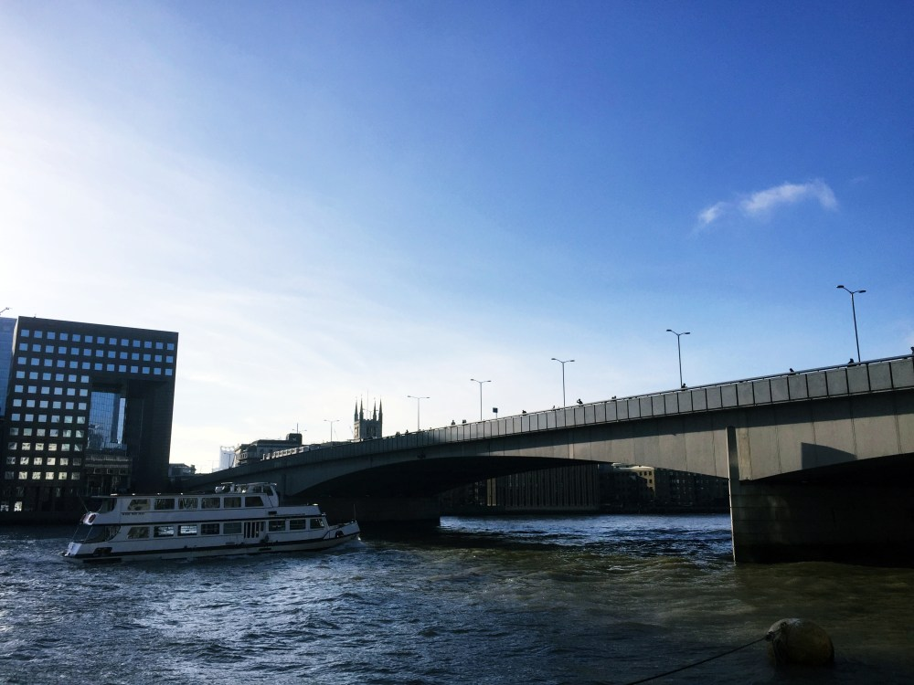 11 Dec 2016: London Bridge | London, England