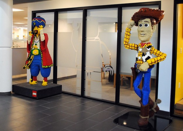 LEGO Enfield Brick House