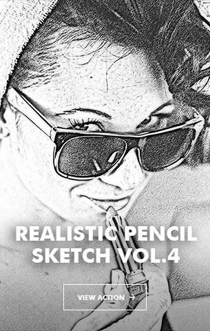 Ink Spray Photoshop Action V.1 - 105