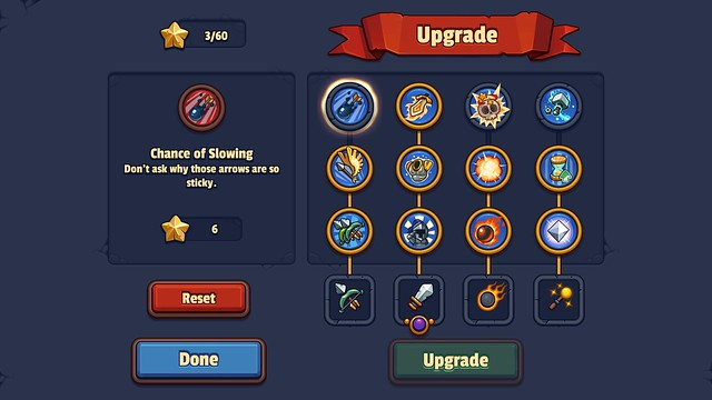 tips bermain realm defense upgrade dan bintang