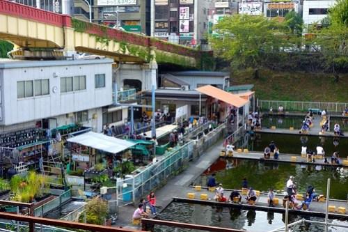 市ヶ谷フィッシュセンター / Ichigaya Fish Center