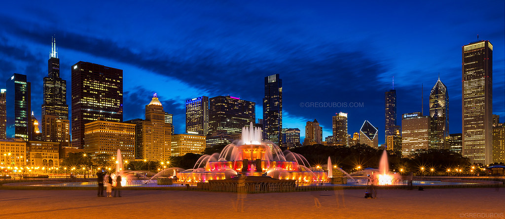 Top 10 Most Expensive Fountains: Buckingham Fountain