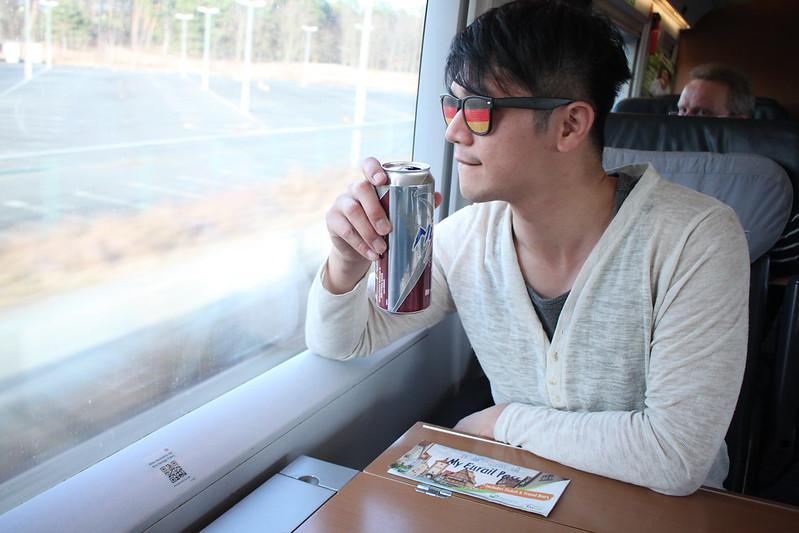Eurail pass任選歐洲三國火車通行證,小資旅行暢遊荷比盧,捷克,德國~