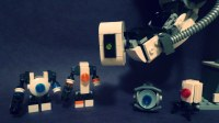 Lego Portal 2   Some creations from my all time favorite ...
