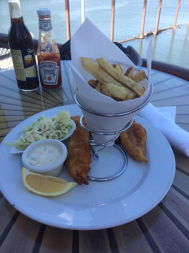 Delta King Fish and Chips