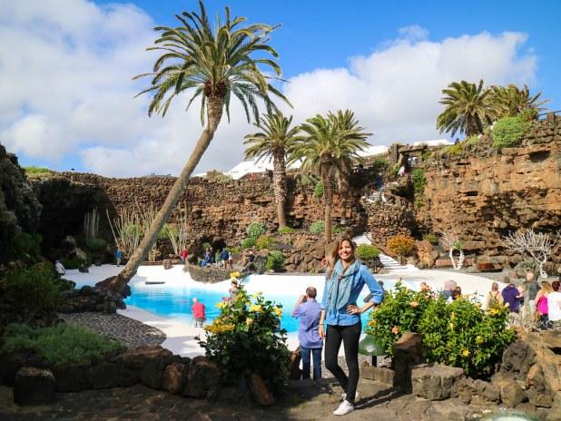 Norte de Lanzarote y Jameos del Agua