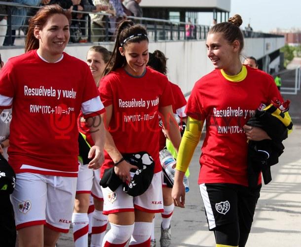 Femenino 2-1 Sporting Club Huelva