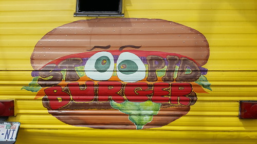 burger food cart portland