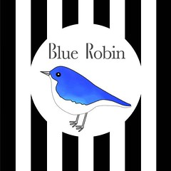 blue robin . joyeria bembibre