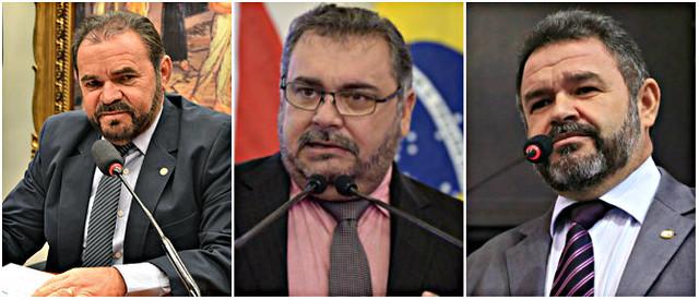 Sobrinho de deputado, ex-vereador Giovani Aguiar ganha comando do Ideflor-Bio, Família Aguiar - Chapadinha, Giovani e Hilton