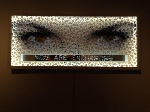 Norbert Brunner, You Are Enchanting, 21c Museum Hotel, Cincinnati OH