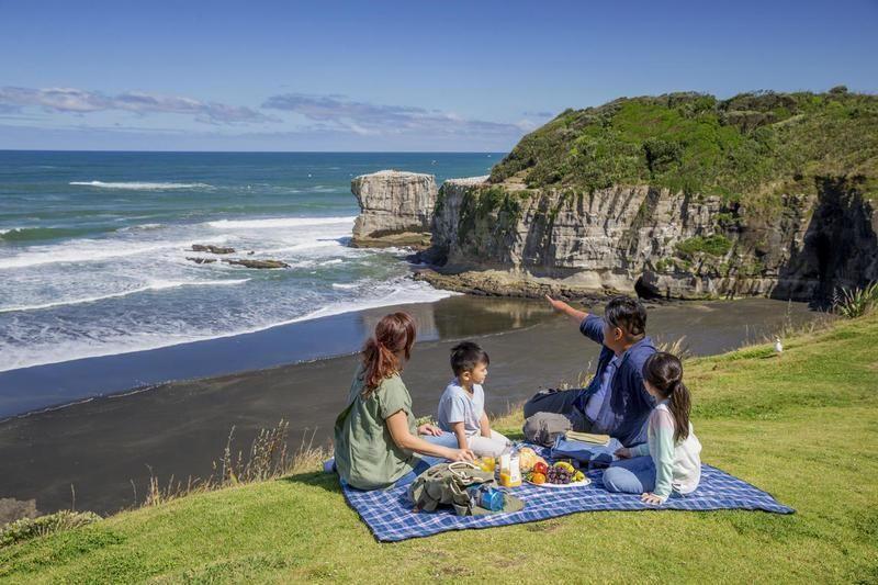 muriwai auckland picnic