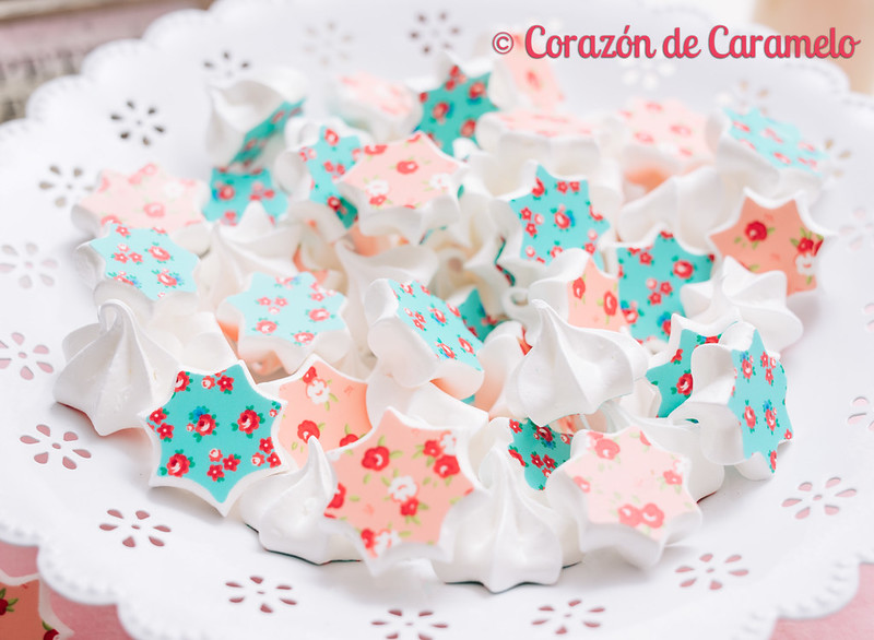 Merengue Italiano decorado