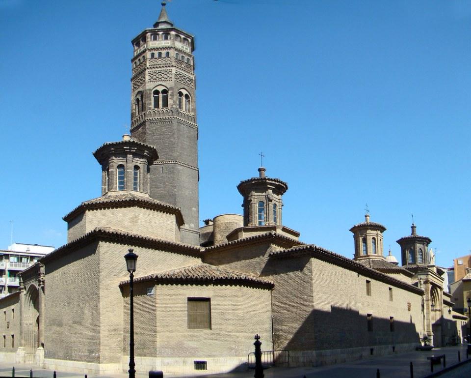 Zaragoza Iglesia de San Pablo Apostol 01