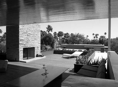 richard neutra kaufmann house palm springs  from
