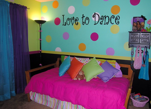 Polka Dots Polka Dots Stripes And A Love Of Dance Make