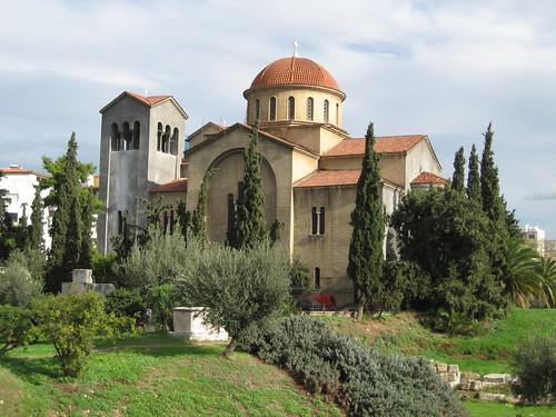 Iglesia Agia Triada en Kerameikos. ViajerosAlBlog.com.