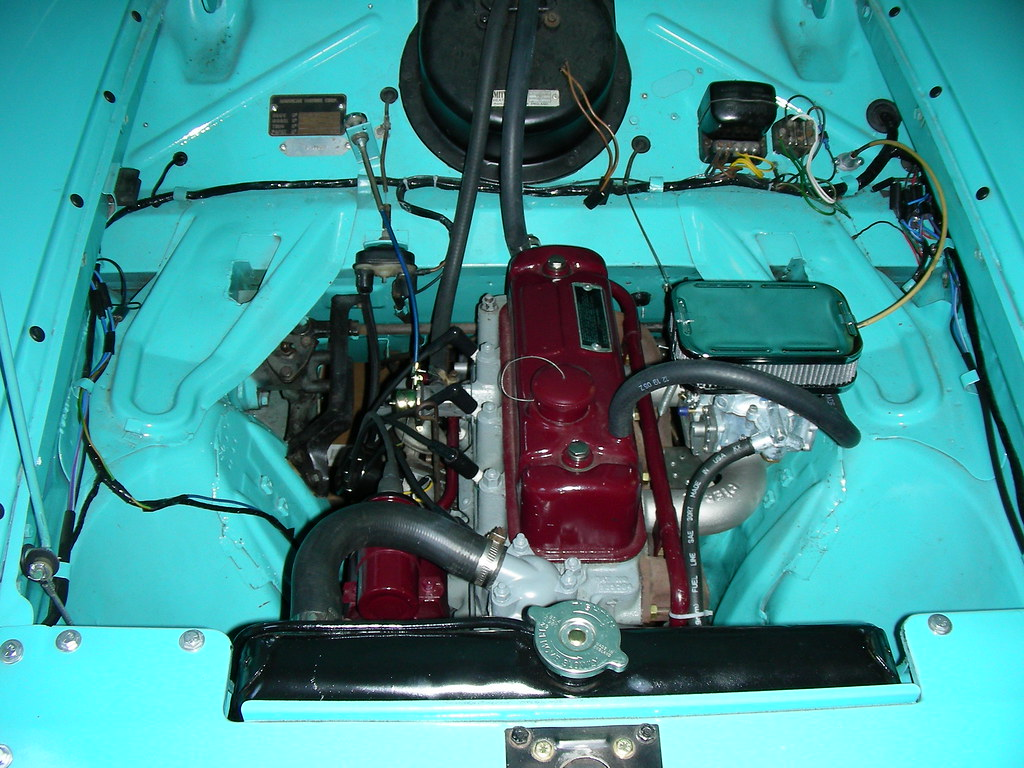 hight resolution of 1960 nash metropolitan 1500cc engine by el caganer over 8 million views