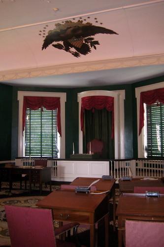 Philadelphia  Old City Congress Hall  Upper House  Flickr
