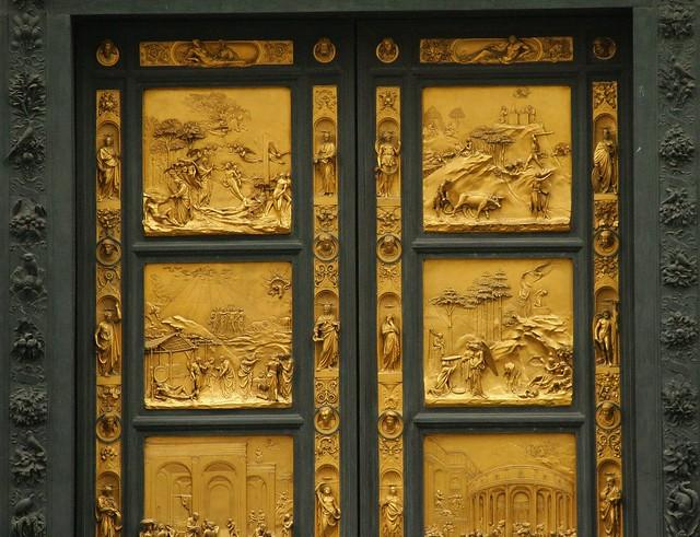 Gates of Paradise, Florence