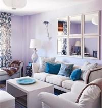 lavender living room | Heidi | Flickr