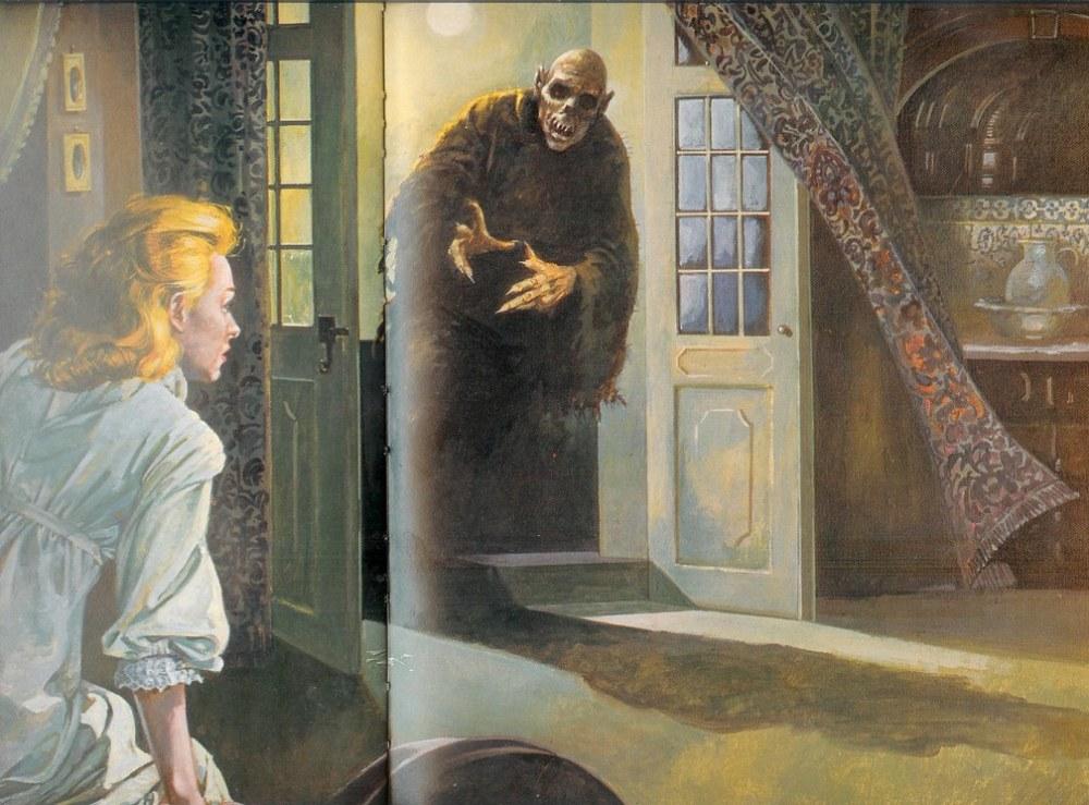 Image result for The Vampire Of Croglin Grange