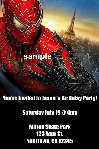 Design Birthday Invitations Online