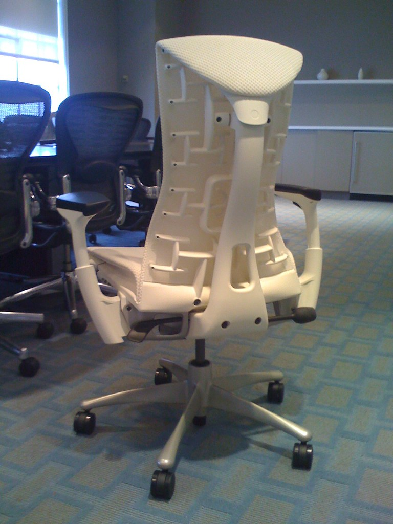 herman miller embody chair used gooseneck rocking antique decent but not amazing to sit i flickr by juhansonin