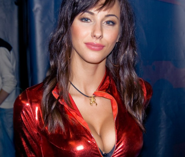 Crytek Booth Babe From Games Territory 2008 By Sergey Galyonkin