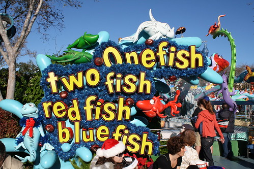 One Fish Two Fish Red Fish Blue Fish Dave Walker Flickr