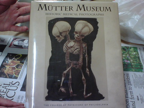 Mutter Museum book to get  Riko Colin Chock  Flickr