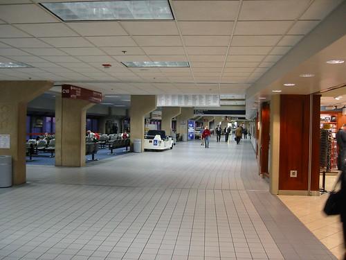 DFW Terminal C  Peter Radunzel  Flickr