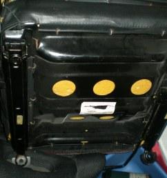 crx seat rails by tjsbabe1 [ 1024 x 768 Pixel ]