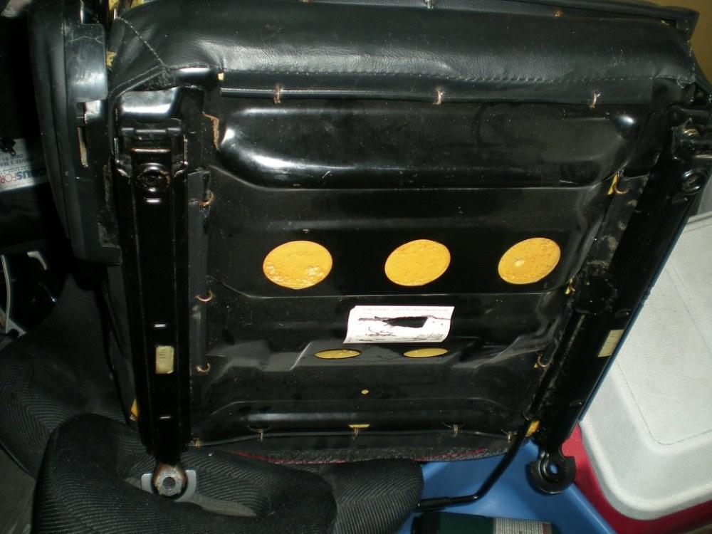 medium resolution of  crx seat rails by tjsbabe1