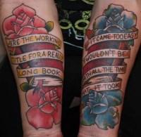 Promise Ring | Tattoo by Frank Carter | theskullsldn | Flickr