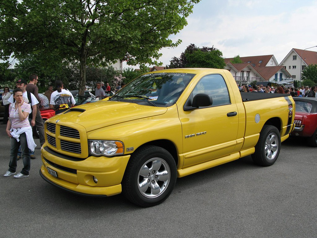 hight resolution of  dodge ram 1500 hemi super bee pickup by v8 power