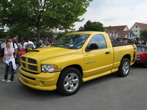 small resolution of  dodge ram 1500 hemi super bee pickup by v8 power
