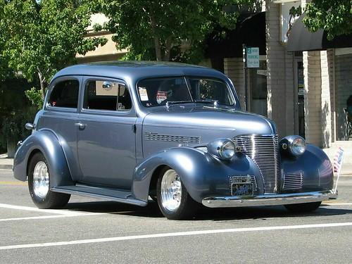 1939 Door Chevrolet 4 Sedan