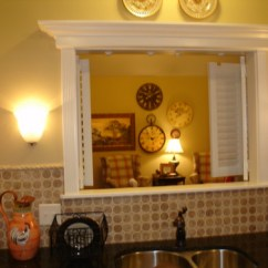 Remodel A Kitchen White Cabinets Design Pass Through From To Lr | Jannypie143 Flickr