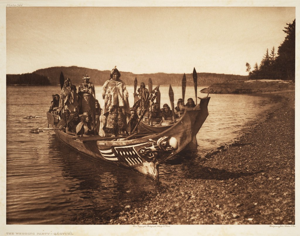North American Indian Photography Of Edward Curtis