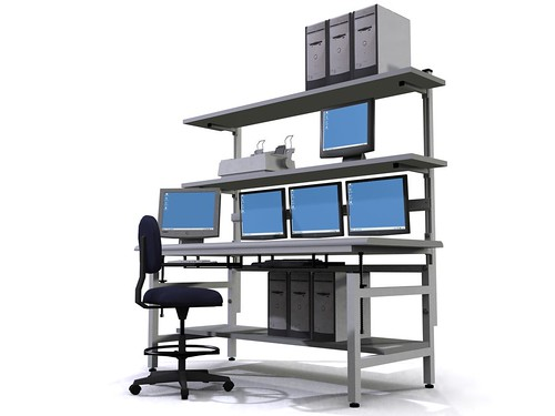 Computer Workbench  Formaspace  Here is an picture of a