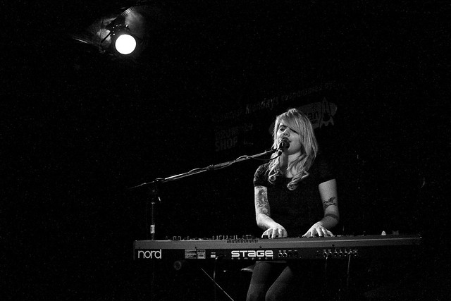 Coeur de Pirate @ Zaphods