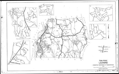 Ledyard/ Connecticut Department of Transportation 1973