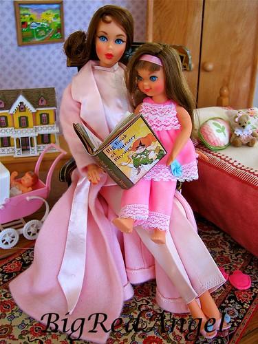 Vintage Barbie  Tuttis Story Time  Vintage Barbie TNT