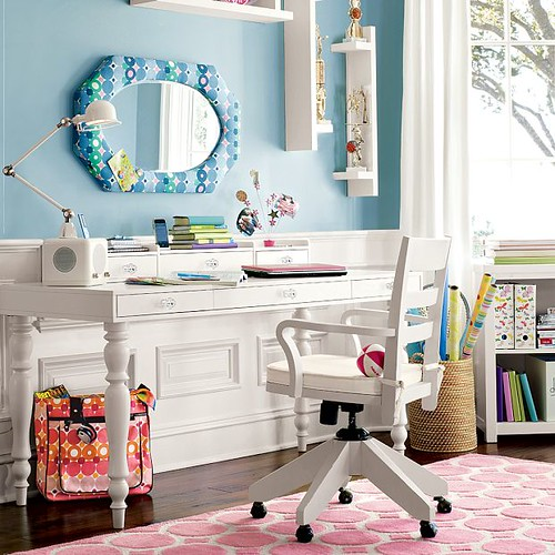 PB Teen Desk  Or maybe I should get it in white with