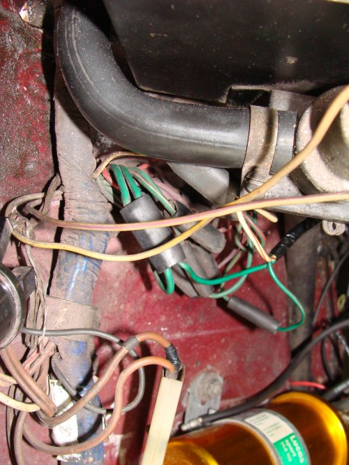 small resolution of  1977 mgb overdrive and transmission wiring by jpl3k jipple28