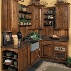 Rustic Kitchen Cabinet Moveable Islands Cabinets Starmark Cabinetry This Flickr Starmarkcabinetry By