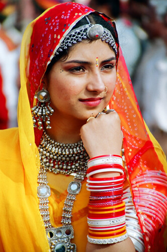Costumes of Rajasthan  Womens Attire Rajasthani women wear  Flickr